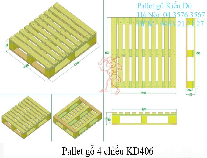 pallet-go-4-chieu-kd406