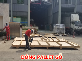 dong pallet go